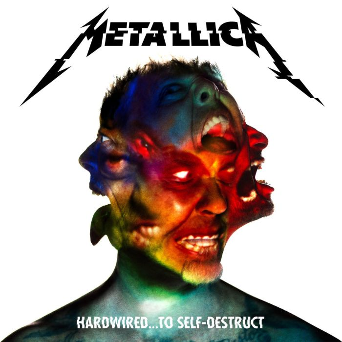 metallica hardwired700